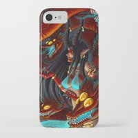 hydra iPhone & iPod Cases featuring Hydra Keeper by Studio-Aegis