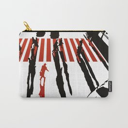 La malette rouge Carry-All Pouch
