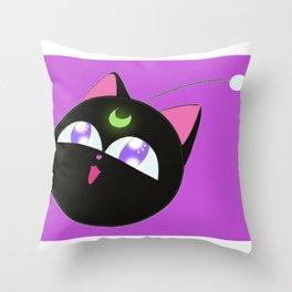 LunaP Throw Pillow
