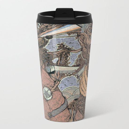 Him\Her Metal Travel Mug