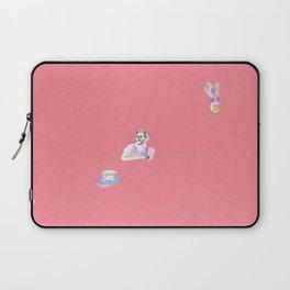 have a cup of tea Laptop Sleeve