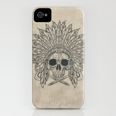 The Dead Chief iPhone (4, 4s) Slim Case