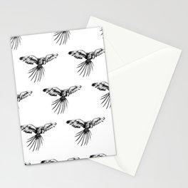 Guacamaya pattern Stationery Cards