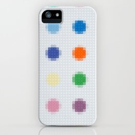Lego: Spots iPhone Case
