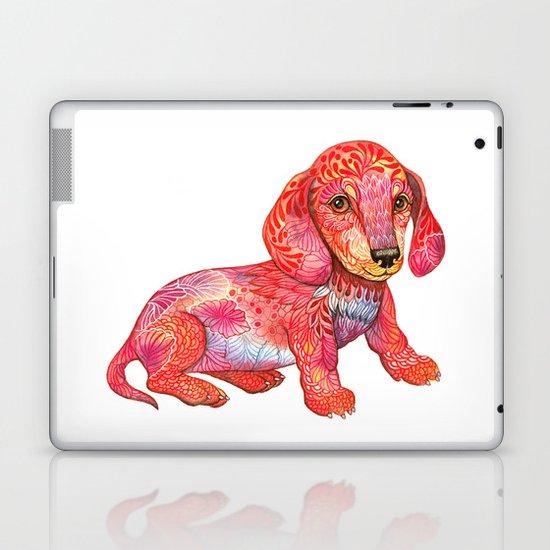 Mini Dachshund  Laptop & iPad Skin