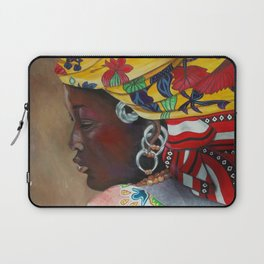 A Woman of Color Laptop Sleeve
