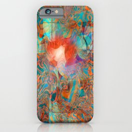 hot spot iPhone Case