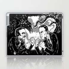 Poe vs. Lovecraft Laptop & iPad Skin