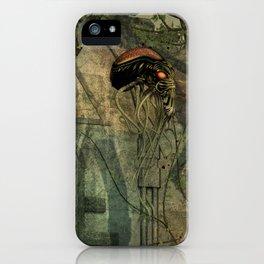 In alien Territory iPhone Case