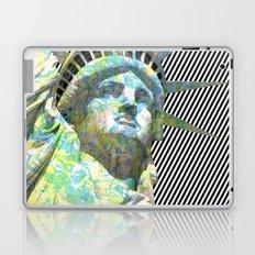 Psych psych USA Laptop & iPad Skin