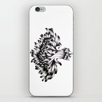 dandelion iPhone & iPod Skins featuring Dandelion by ECMazur