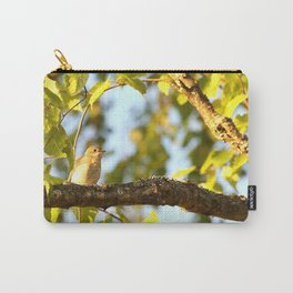 Songbird Singing On The Branch  #decor #society6 Carry-All Pouch