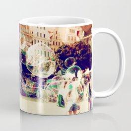 Street Life in Breslau Coffee Mug