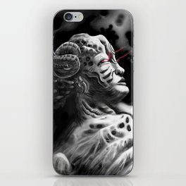 Regenerating Tyrant iPhone Skin
