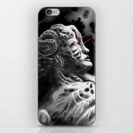 Regenerating Tyrant iPhone Skin