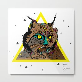 Linx  Metal Print