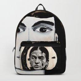 The TIC TOC FRIDA menAge Backpack