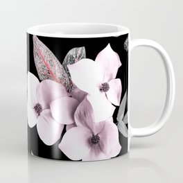 Night bloom - pink blush Coffee Mug