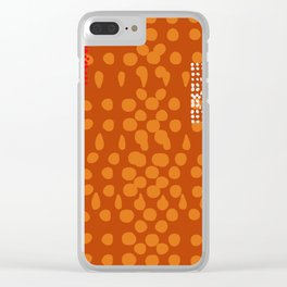 DIVERSITY AMONG US Clear iPhone Case