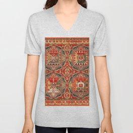 Mandala Buddhist 3 Unisex V-Neck