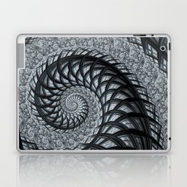 The Daily News - Fractal Art Laptop & iPad Skin
