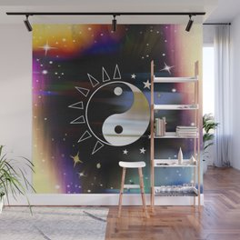 Perspective Space Wall Mural