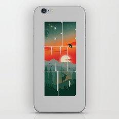 Be Wild iPhone & iPod Skin
