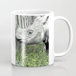 Sumatran Rhinoceros Coffee Mug