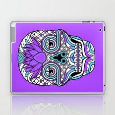 Lotus Skull Laptop & iPad Skin
