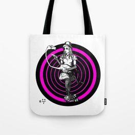 Alice Targeted Tote Bag