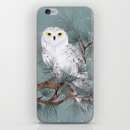 Snowy iPhone Skin