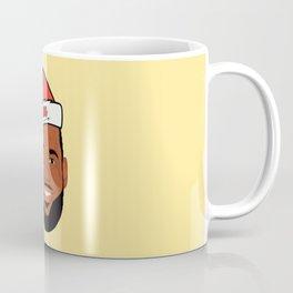 Lebron Christmas Coffee Mug