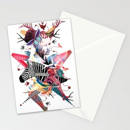 Poter Germany Berlin Platz Animals Lines Freedom Stationery Cards
