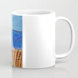 Summer down the Cape Coffee Mug