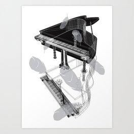 CLASSIC Art Print