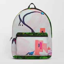 Be Positiv and Keep Smiling Backpack