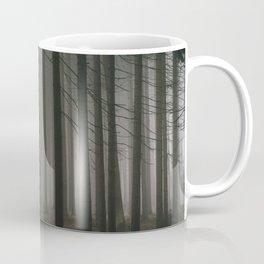 Dark morning forest Coffee Mug