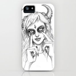 ABSOLUTION iPhone Case