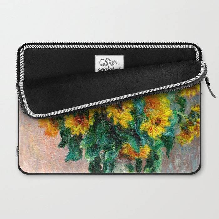 Bouquet of Sunflowers Laptop Sleeve