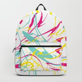 Funny Graffiti Art Prints Backpack