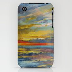 Abstract Slim Case iPhone (3g, 3gs)