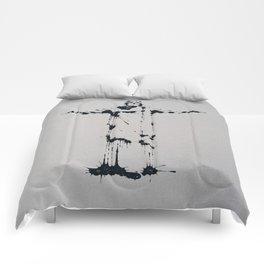 Splaaash Series - Jesus Cristo Ink Comforters