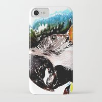 parrot iPhone & iPod Cases featuring Parrot by Regan's World