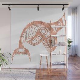 Copper Keét Wall Mural
