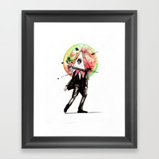 Sandman Framed Art Print