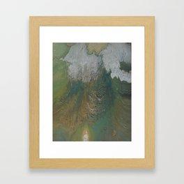 Full centric Framed Art Print
