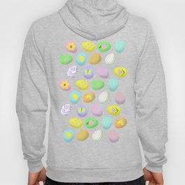 Painted eggs Hoody