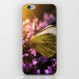 Butterfly Wings iPhone Skin