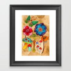 Astarte Framed Art Print