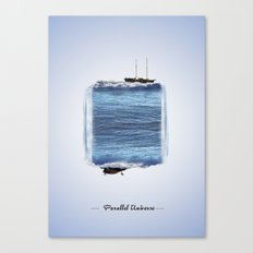 Parallel Universe Canvas Print